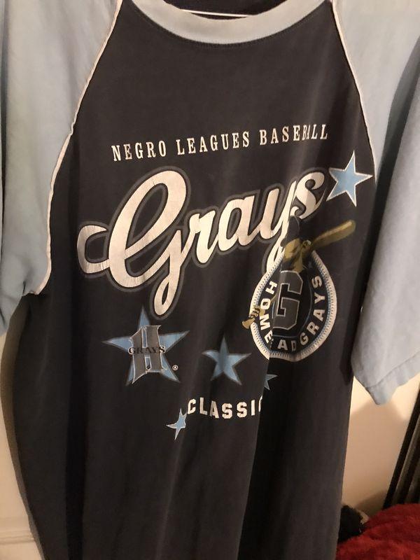 100th Anniversary of Negro Baseball League Original Tee Shirt Celebrating 100 th Anniversary of Negro League