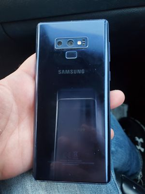 Samsung galaxy note 9 excellent condition for Sale in Cleveland, OH