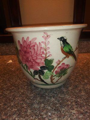 Ceramic Flower Pot for Sale in BVL, FL