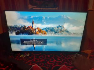 "55"" flat screen TV. Works great for Sale in Denver, CO"