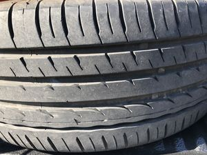 2 tires like new 215/45/17 for Sale in Murfreesboro, TN