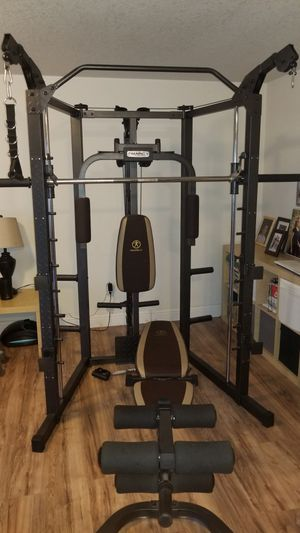 Marcy smith machine for Sale in Lakewood, WA