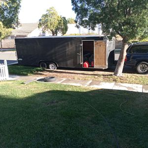 Haulmark passport box car enclosed trailer for Sale in Corona, CA
