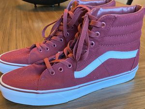 Maroon Vans size 11.5 men for Sale in Detroit, MI