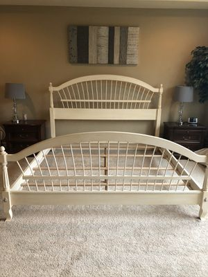 Ethan Allen Country French King Bed Frame for Sale in Vancouver, WA