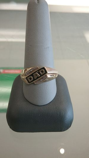 10k Dad Ring for Sale in Amarillo, TX