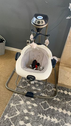 Baby swing for Sale in Moreno Valley, CA