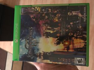 XBox One Kingdom Hearts for Sale in Castro Valley, CA