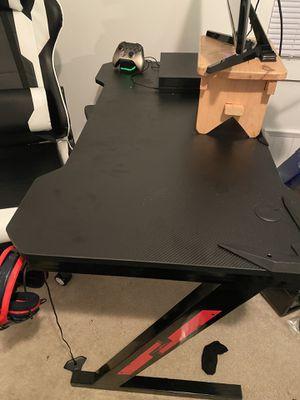 Gaming desk for Sale in Chesapeake, VA