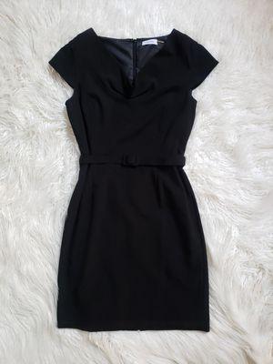 Women's Calvin Klein Draped/Cowl Neck Belted Sheath Dress for Sale in Santa Ana, CA