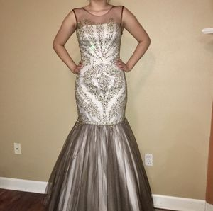 Prom / Pageant rhinestone dress for Sale in Eustis, FL