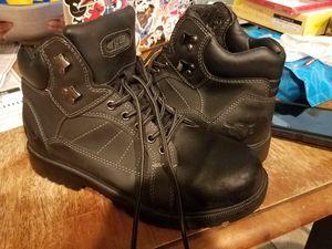 "Texas Steer Men's KMAX2 5"" Soft Toe Work Boot - Black for Sale in Las Vegas, NV"