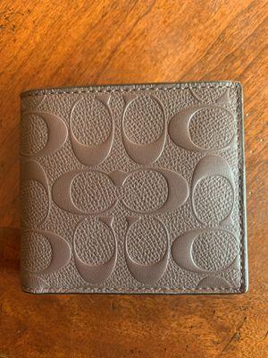 Coach wallet for Sale in Rialto, CA