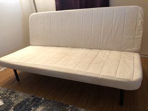 Free IKEA Nyhamn sleeper sofa / futon. Clean! for Sale in Long Beach, CA
