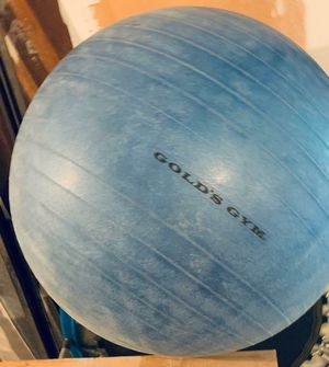 Exercise ball for Sale in Lancaster, PA