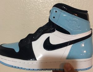 AIR JORDAN 1 HIGH OG BLUE CHILL WOMEN'S SIZE 7 for Sale in Los Angeles, CA