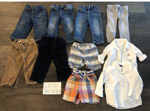 Lot G - Boys Clothing 18-24 months for Sale in Lake Elsinore, CA