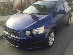 2013 Chevy sonic salvage 43miles 4dr,4cil, $5500 obo for Sale in Los Angeles, CA