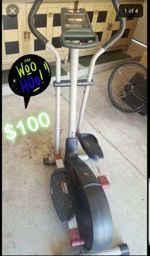 $100 Elliptical Machine Gym Equipment. Great Condition! for Sale in Tempe, AZ