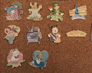 Disney pins for Sale in Alpharetta, GA