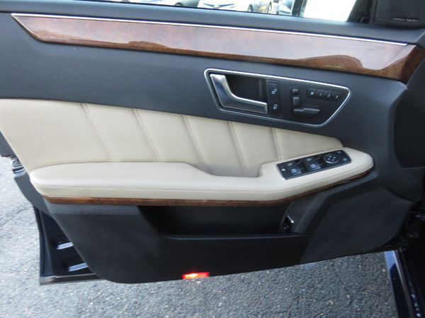2013 Mercedes-Benz E-Class
