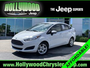 2015 Ford Fiesta for Sale in Hollywood, FL