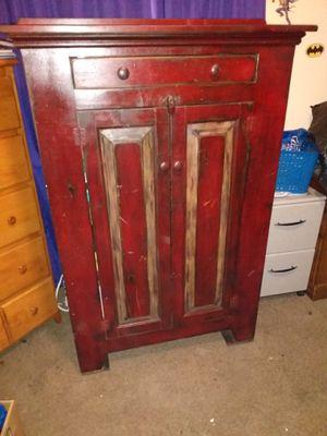 Antique cabinet for Sale in Ypsilanti, MI