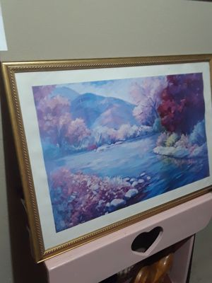 Mountain Waters picture $20.00 cash only for Sale in Dallas, TX