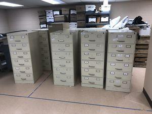 File cabinets for Sale in Springfield, VA