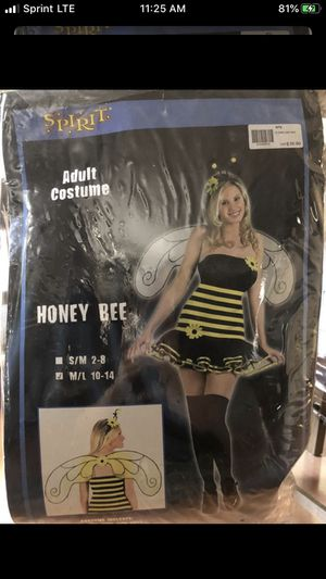 Adult Women's Honey Bee Costume Med/Lg 10-14 for Sale in Hayward, CA