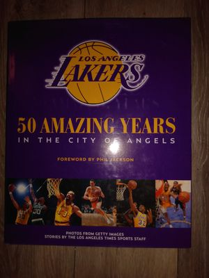 Lakers New Book!!! for Sale in Post Falls, ID