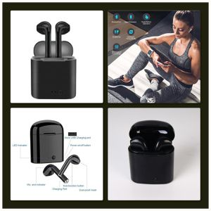 I7S TWS Wireless Bluetooth Earbud Twins Headset for Sale in Murfreesboro, TN