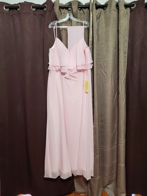 Light pink prom Dress for Sale in Palmdale, CA