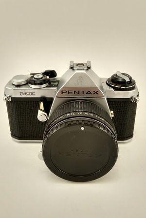 Asahi Pentax ME SLR 35mm Film Camera for Sale in Denton, TX