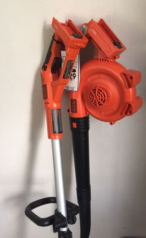 New Black and Decker String Trimmer and leaf blower for Sale in Holliston, MA