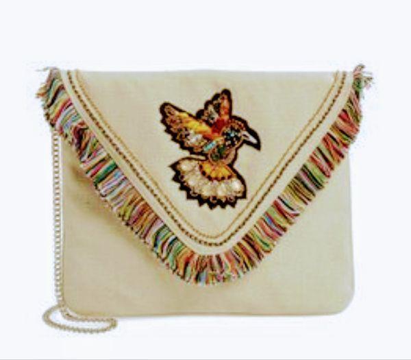Steve madden emvelope satchel