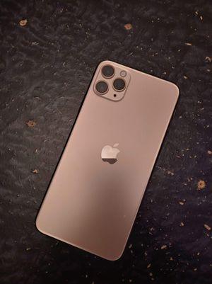 iPhone 11max pro for Sale in Peoria, IL
