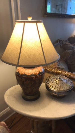 Antique lamp. $65 for Sale in Baltimore, MD