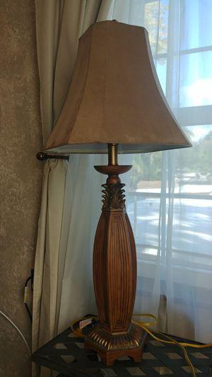 Wood lamp for Sale in Seminole, FL