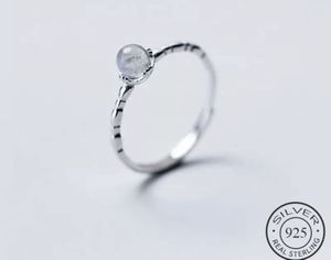 Sterling silver moonstone ring for Sale in Algonquin, IL