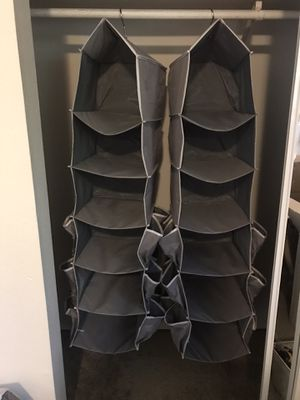 Closet clothing/shoe organizer for Sale in Portland, OR