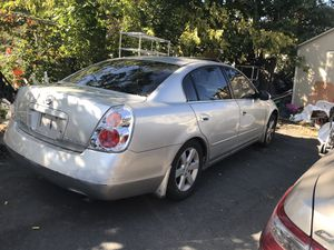 2004 Nissan Altima runs and drives for Sale in Spring Valley, NY
