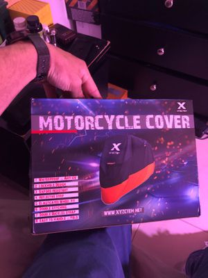 Motorcycle cover Durable for Sale in Hialeah Gardens, FL