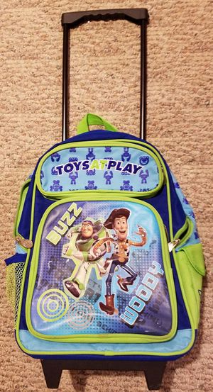 Toy Story backpack and duffle bag for Sale in Rockville, MD