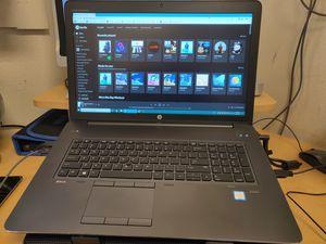 "HP 17"" ZBook Laptop, Core i7, 16GB RAM, 512GB M.2 SSD, 16GB Video Card !! for Sale in Winter Park, FL"