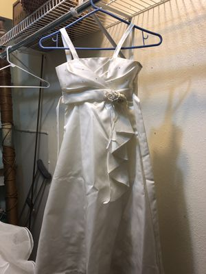 Fairytale Flower girl dress size 4 for Sale in Littleton, CO