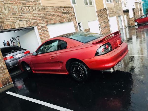1997 mustang V6