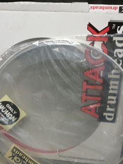 Attack Bass Drum Head 22 In for Sale in Wapato,  WA