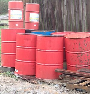Barrels for sale 55 gal & 60.5L for Sale in Knoxville, TN