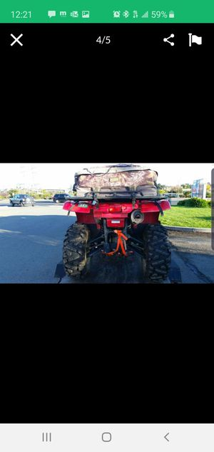 2003 yamaha grizzly 660cc for Sale in Pittsburg, CA